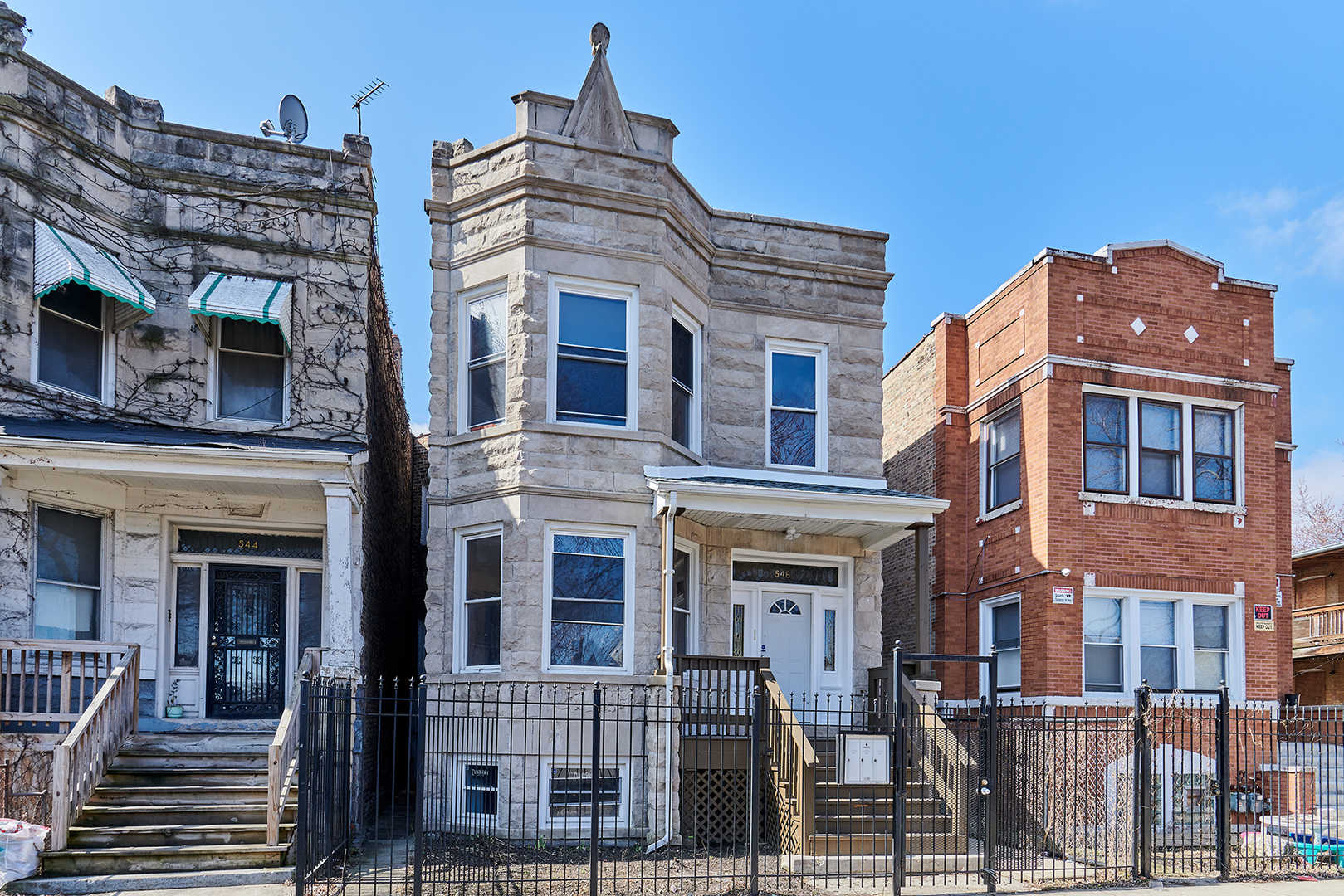 546 Hamlin ,Chicago, Illinois 60624
