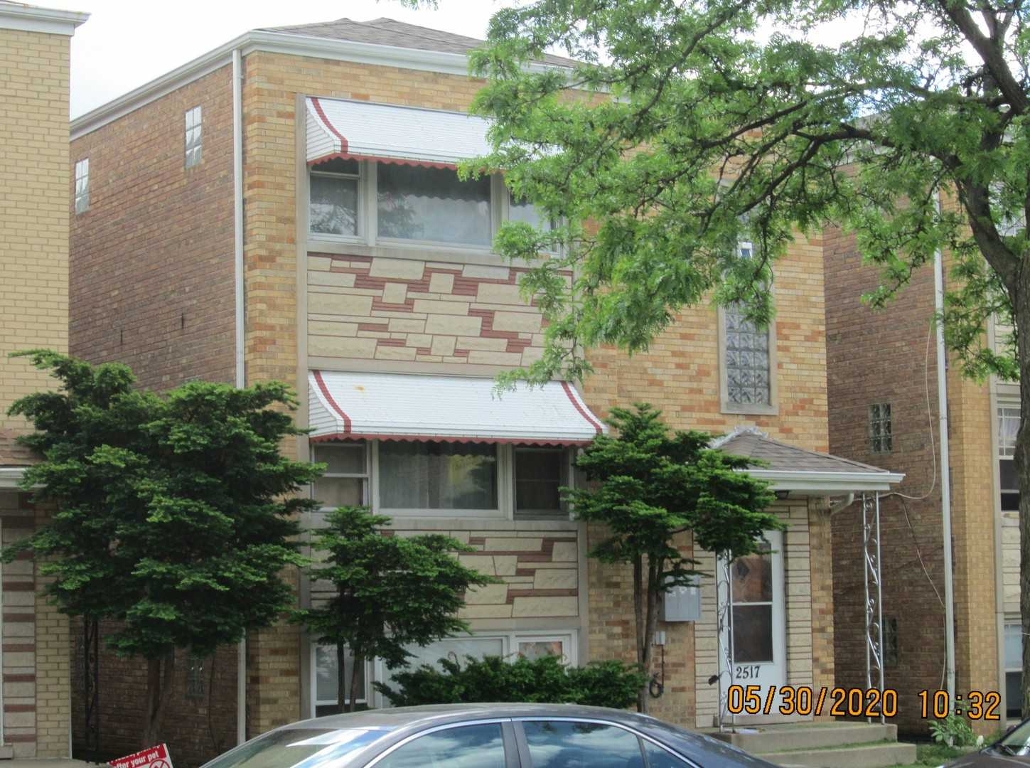 2517 Laramie ,Chicago, Illinois 60639