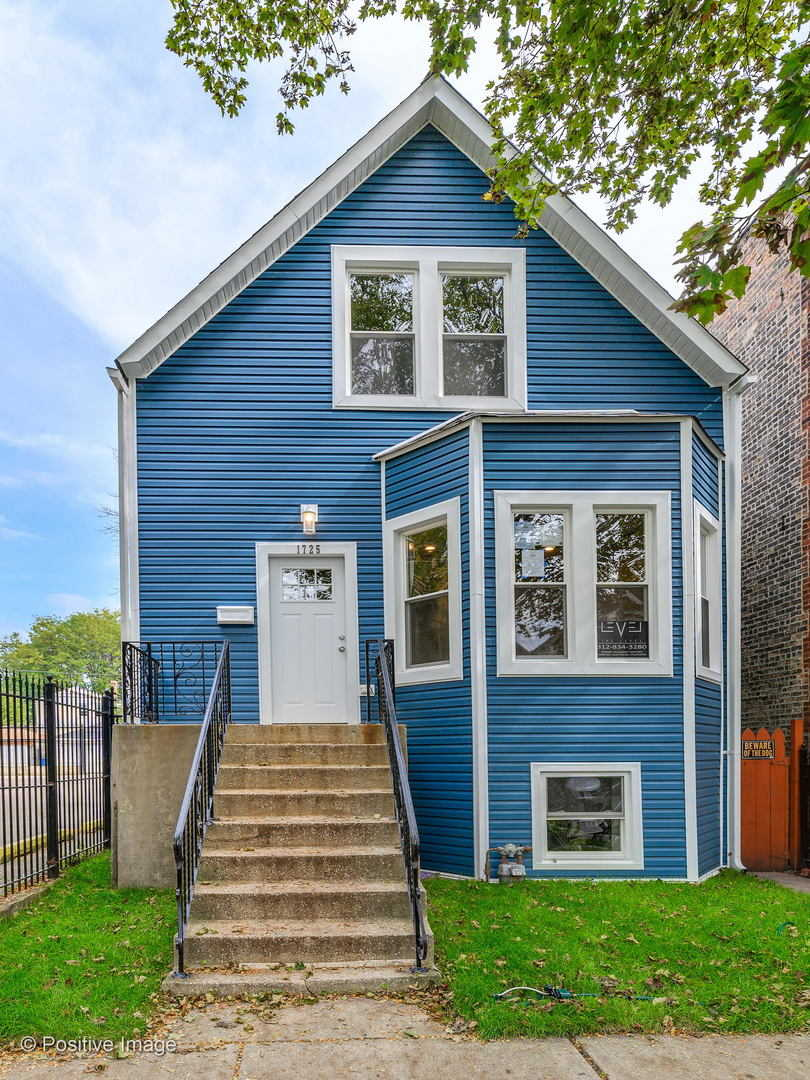 1725 Kedvale ,Chicago, Illinois 60639